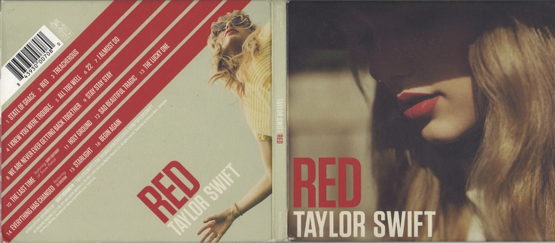 Red Starbucks cover